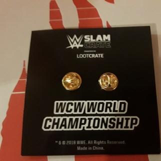 WWE Slame Crate 7