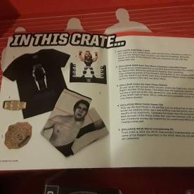 WWE Slame Crate 9