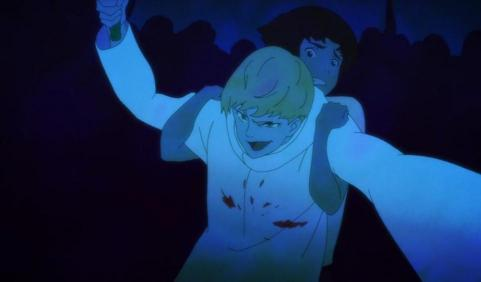 DEVILMAN Crybaby Netflix anime 3