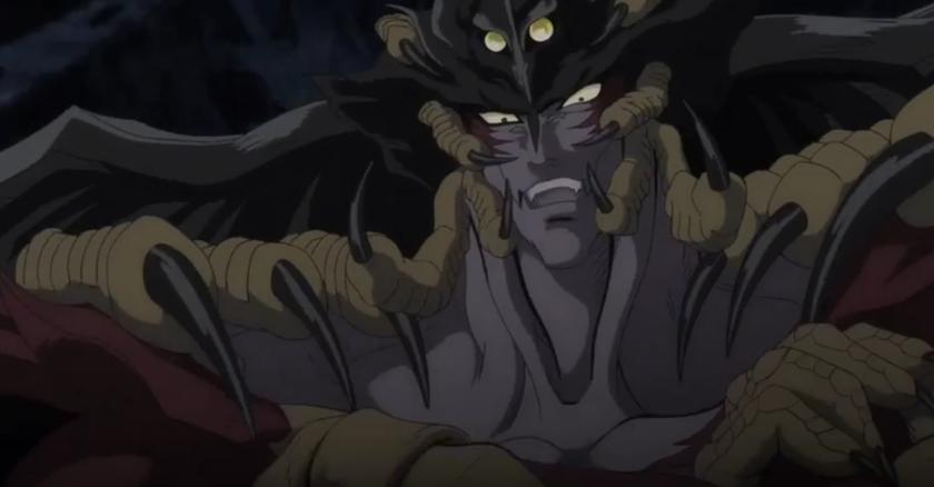 cyborg 009 vs devilman atun