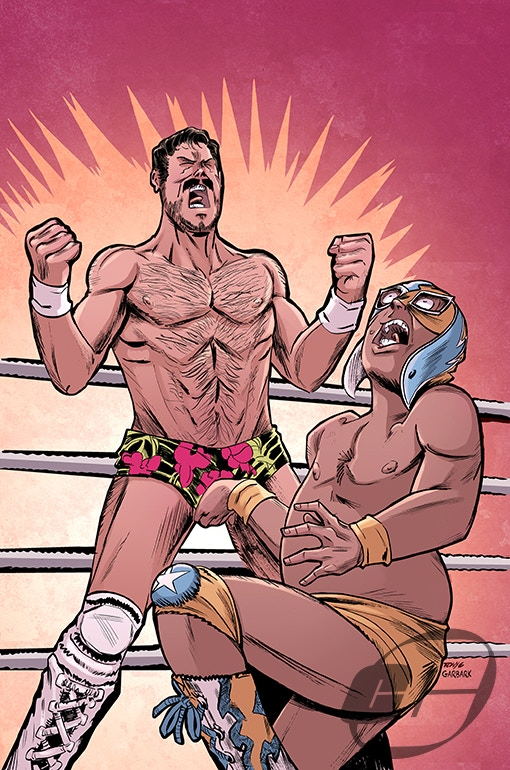 joey ryan big in japan comic 4